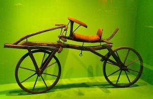 Велосипед Дреза
