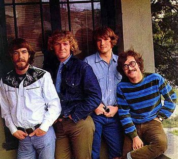 Джон Фогерти и «Creedence Clearwater Revival». Часть вторая